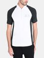 ARMANI EXCHANGE SIDE PANEL LOGO POLO SHORT SLEEVES POLO Man f