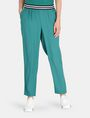 ARMANI EXCHANGE STRIPED WAIST PULL-ON PANT Pant Woman f