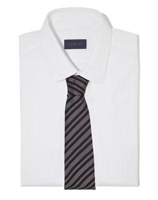 "BLACK ""CLUB"" TIE"