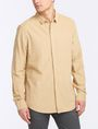 ARMANI EXCHANGE SLIM-FIT CORDUROY SHIRT Long sleeve shirt Man f