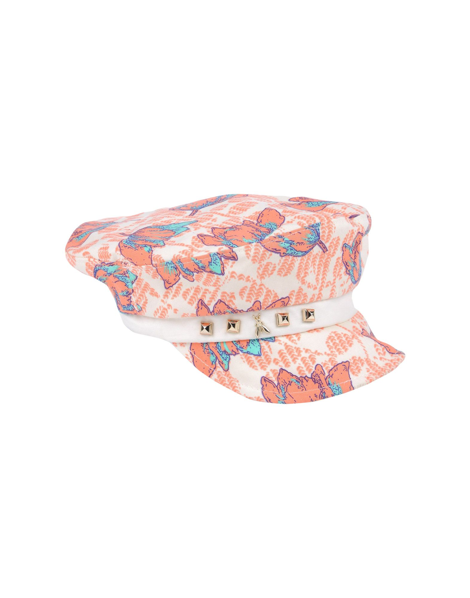 Patrizia Pepe Hat In Pink  0be0a3c851c