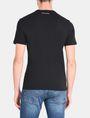 ARMANI EXCHANGE HANDWRITTEN ARMANI EXCHANGE T-SHIRT Logo T-shirt Man r