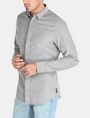 ARMANI EXCHANGE SLIM-FIT CORDUROY SHIRT Long sleeve shirt Man d