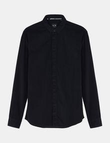 ARMANI EXCHANGE SLIM-FIT CORDUROY SHIRT Long sleeve shirt Man b