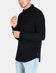 ARMANI EXCHANGE SLIM-FIT CORDUROY SHIRT Long sleeve shirt Man d