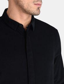 ARMANI EXCHANGE SLIM-FIT CORDUROY SHIRT Long sleeve shirt Man e