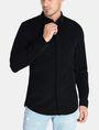 ARMANI EXCHANGE SLIM-FIT CORDUROY SHIRT Long sleeve shirt Man f