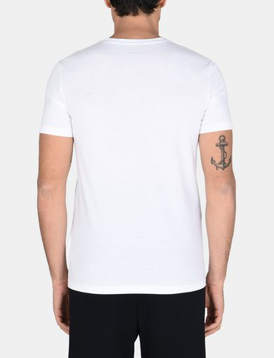 SHOOK UP LOGO V-NECK