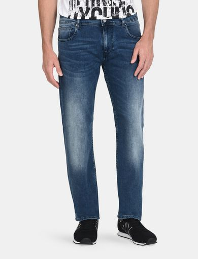 ARMANI EXCHANGE Relaxed Fit Denim Man F