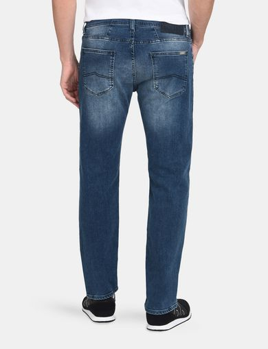 ARMANI EXCHANGE Relaxed Fit Denim Man R