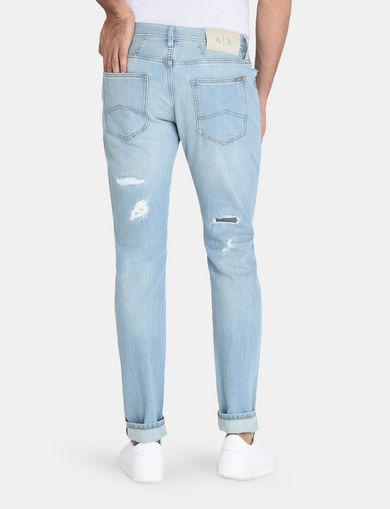 EXTREME RIP SLIM-FIT JEANS