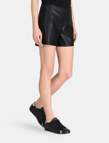 ARMANI EXCHANGE EMBOSSED SIDE-ZIP SHORT Shorts Woman d