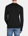 ARMANI EXCHANGE HIGH SHINE ALLOVER AX SWEATER Pullover Man r