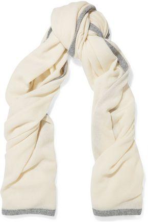 MADELEINE THOMPSON Linton cashmere scarf