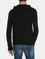 ARMANI EXCHANGE CONTRAST BAND SWEATER JACKET Layering Man r