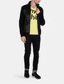 ARMANI EXCHANGE SPLINTERED LOGO V-NECK Logo T-shirt Man a