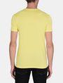 ARMANI EXCHANGE SPLINTERED LOGO V-NECK Logo T-shirt Man r