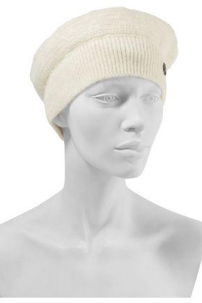 MAISON MICHEL Mich wool-blend beret