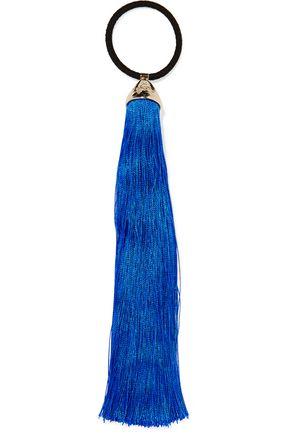 ROSANTICA Teatro tasseled gold-tone hair tie
