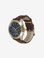 ARMANI EXCHANGE CHRONOGRAPH LEATHER STRAP WATCH Fashion Watch [*** pickupInStoreShippingNotGuaranteed_info ***] r