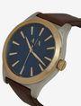 ARMANI EXCHANGE BRUSHED BLUE DIAL DRESS WATCH Fashion Watch [*** pickupInStoreShippingNotGuaranteed_info ***] a