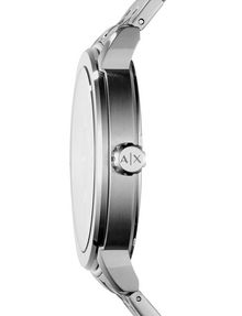 ARMANI EXCHANGE MINIMAL PINSTRIPE BRACELET WATCH Montre Homme r