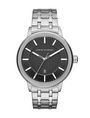 ARMANI EXCHANGE MINIMAL PINSTRIPE BRACELET WATCH Montre Homme f