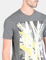 ARMANI EXCHANGE AX SKYSCRAPERS T-SHIRT Logo T-shirt Man e