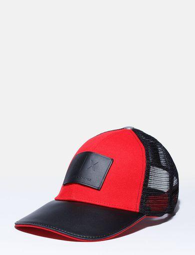 AX LOGO MESH HAT