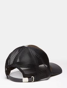 ARMANI EXCHANGE AX LOGO MESH HAT Hat Man d