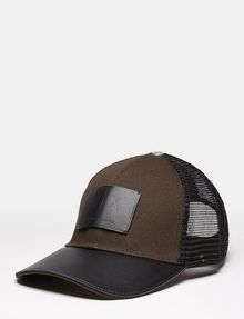 ARMANI EXCHANGE AX LOGO MESH HAT Hat Man f