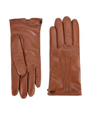Фото - Мужские перчатки LIA BOO ACCESSORIES коричневого цвета