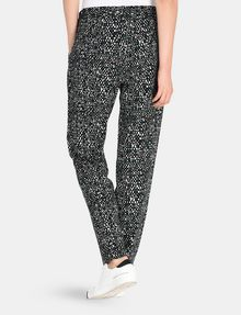 ARMANI EXCHANGE SLIM-FIT BLOCK GEO TROUSER Pant Woman r