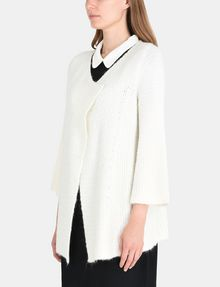 ARMANI EXCHANGE BELL SLEEVE SWEATER JACKET Layering Woman d