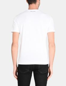 ARMANI EXCHANGE AX SKYSCRAPERS T-SHIRT Logo T-shirt Man r