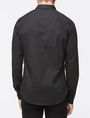 ARMANI EXCHANGE SLIM-FIT SATIN PLACKET SHIRT Long sleeve shirt Man r