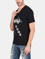 ARMANI EXCHANGE MOD TRIANGLE V-NECK Logo T-shirt Man d