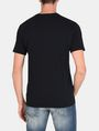 ARMANI EXCHANGE MOD TRIANGLE V-NECK Logo T-shirt Man r