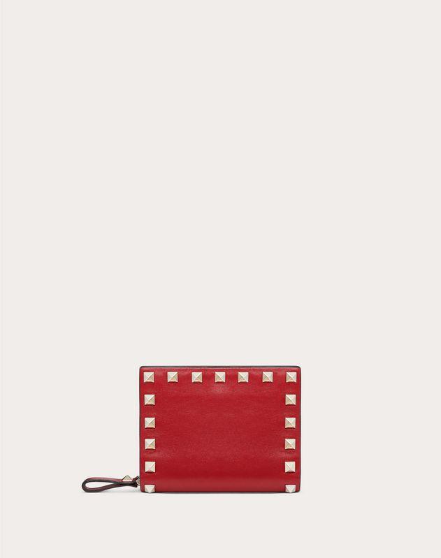 컴팩트 락스터드 지갑