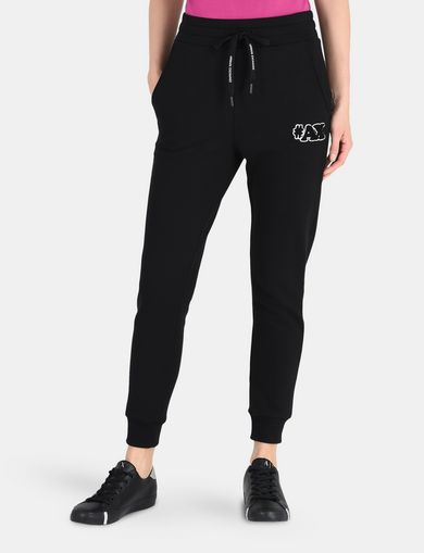 #AX PATCH PULL-ON SWEATPANT