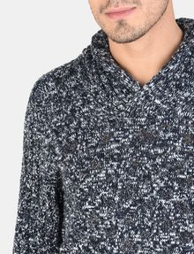 ARMANI EXCHANGE MARLED SHAWL-COLLAR SWEATER Pullover Man e