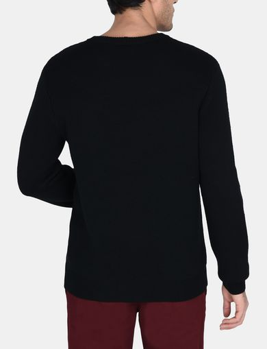 PARTY INTARSIA SWEATER