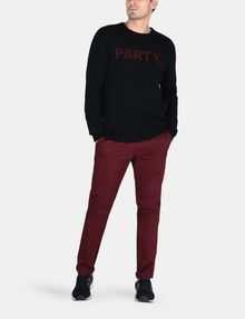 ARMANI EXCHANGE PARTY INTARSIA SWEATER Pullover Man a