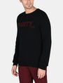 ARMANI EXCHANGE PARTY INTARSIA SWEATER Pullover Man d