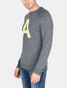 ARMANI EXCHANGE A|X INTARSIA SWEATER Pullover Man d