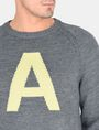 ARMANI EXCHANGE A|X INTARSIA SWEATER Pullover Man e
