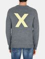 ARMANI EXCHANGE A|X INTARSIA SWEATER Pullover Man r