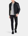 ARMANI EXCHANGE REFLECTIVE PRINT CREWNECK SWEATER Pullover Man a