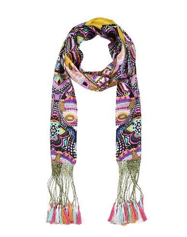 Фото - Женский шарф  цвета фуксия