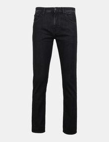 ARMANI EXCHANGE BLACK STONEWASH SKINNY JEANS Skinny jeans Man b